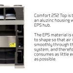 EN-6 Comfort 252 Top - aluzinc steel