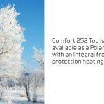 EN-9 Comfort 252 Top - Polar model