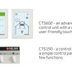 EN Comfort styring CTS150-602