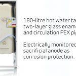 EN-VP 18 - 180 l varmtvandsbeholder