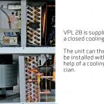 EN-VPL 28 - lukket kølekreds