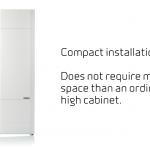 VP 18 - Compact installation