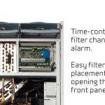 VP 18 - Time-controlled filter change alarm