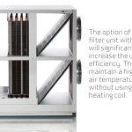 VPL 15 - FU 15 filter unit with heat pipe
